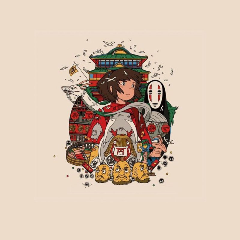 10 Most Popular Spirited Away Wallpaper FULL HD 1080p For PC Desktop 2018 free download spirited away wallpaper google search anime pinterest 1 800x800