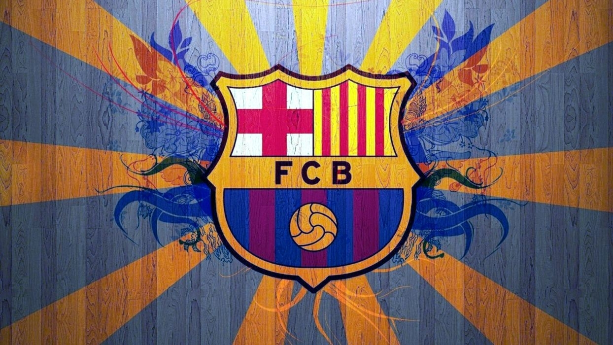 sports soccer logos fc barcelona blaugrana wallpaper | 1920x1080