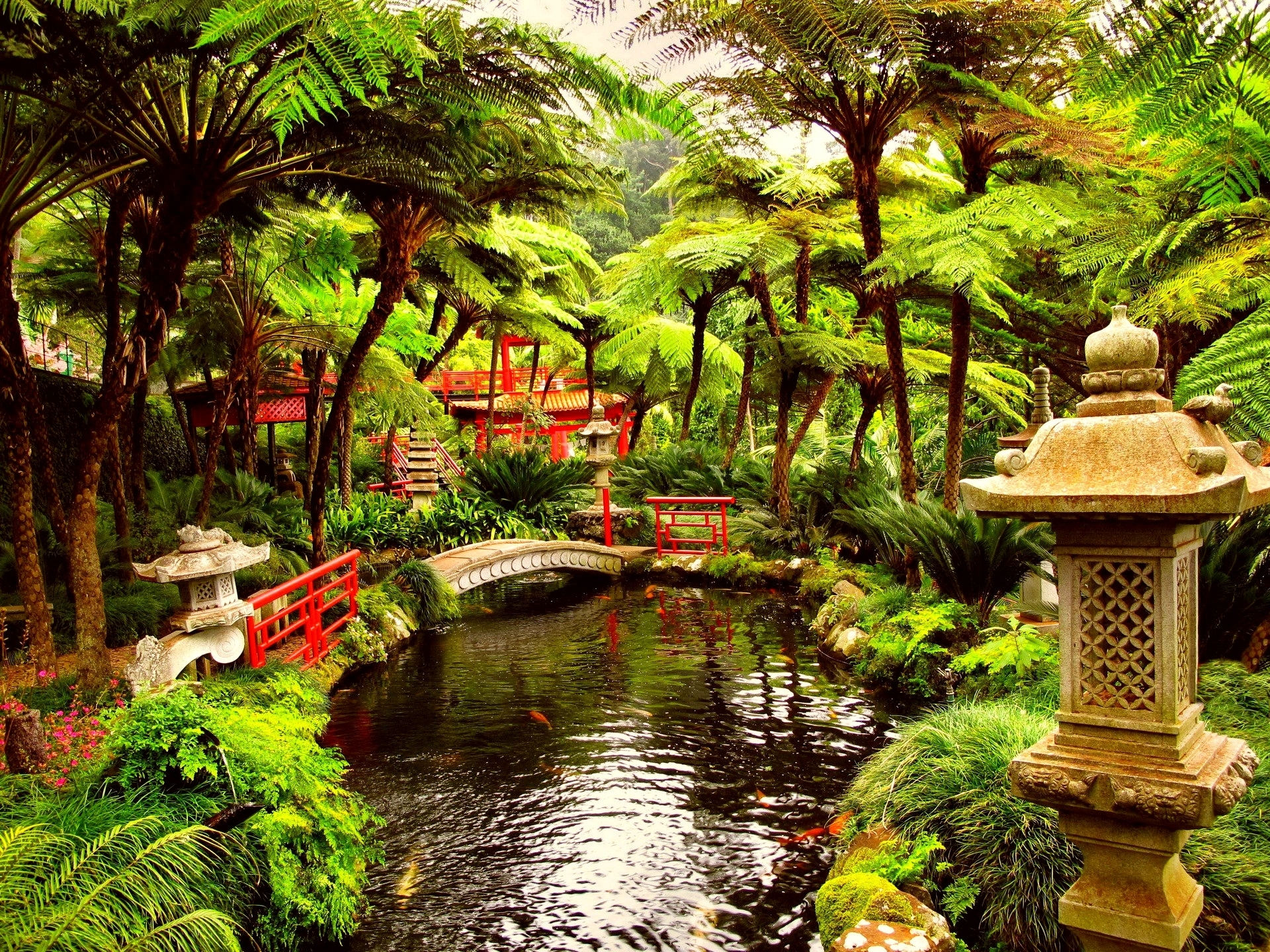 10 Best Hd Japanese Garden Wallpaper FULL HD 1920×1080 For PC Desktop