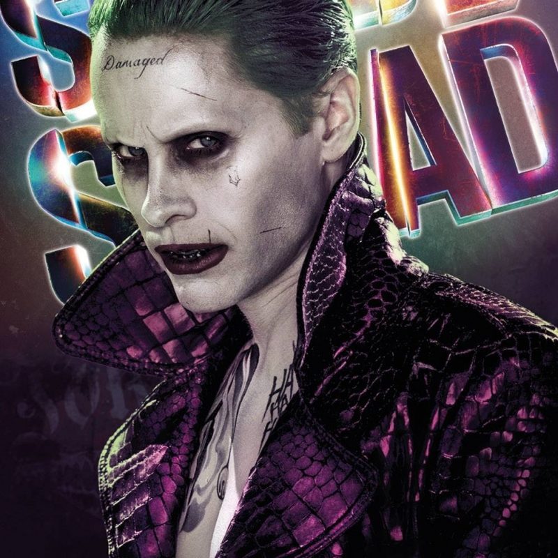 10 Top Joker Images Suicide Squad FULL HD 1080p For PC Background 2018 free download squad joker maxi poster 1 800x800