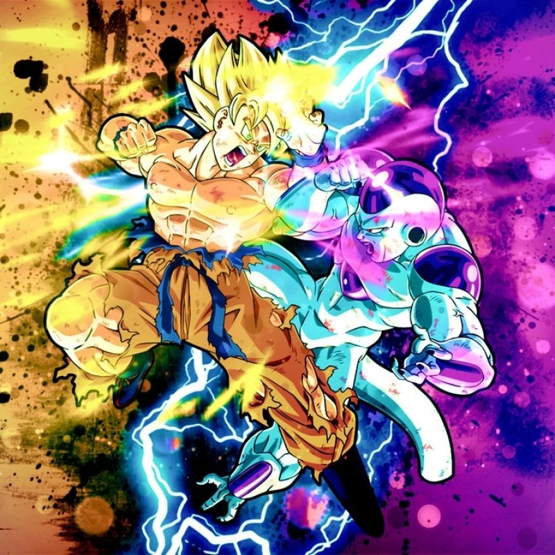 10 Latest Goku Vs Frieza Wallpaper FULL HD 1920×1080 For PC Desktop 2018 free download ssj goku vs frieza wallpaperxxzicexx on deviantart 800x800