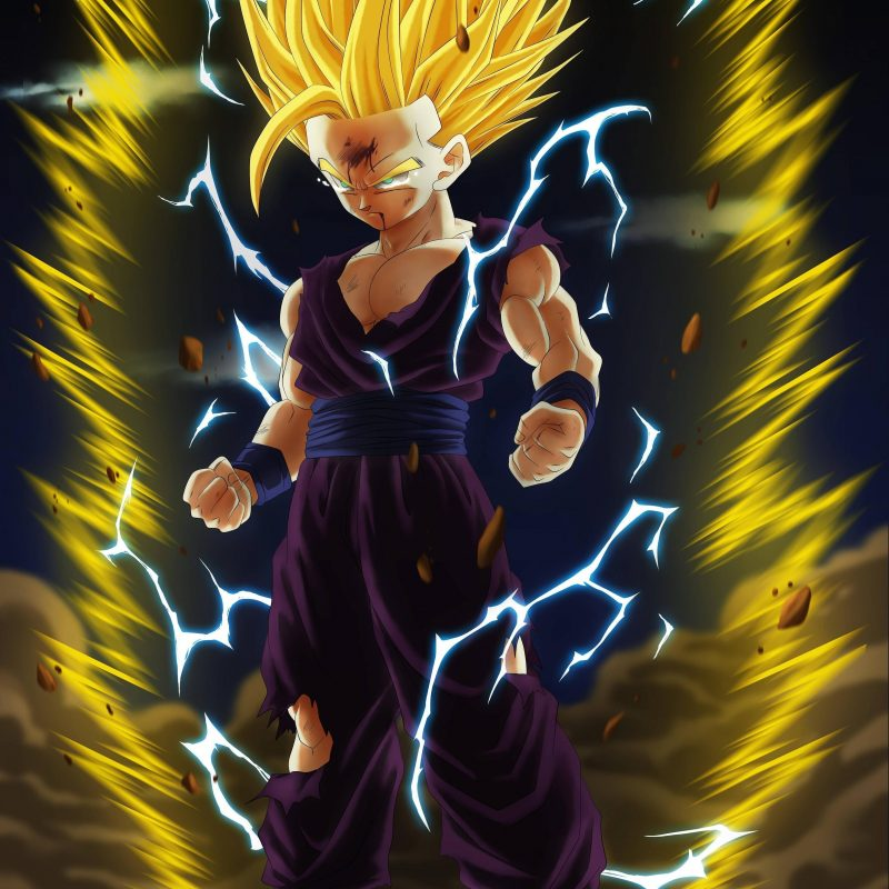 10 New Super Saiyan 2 Gohan Wallpaper FULL HD 1080p For PC Desktop 2018 free download ssj2 gohan wallpapers wallpaper cave 1 800x800