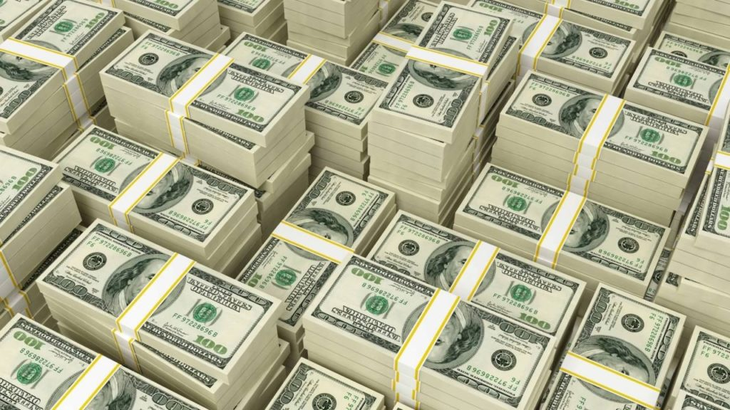 10 Top Photos Of 100 Dollar Bills FULL HD 1080p For PC Background 2018 free download stack of 100 dollar bills youtube 1024x576