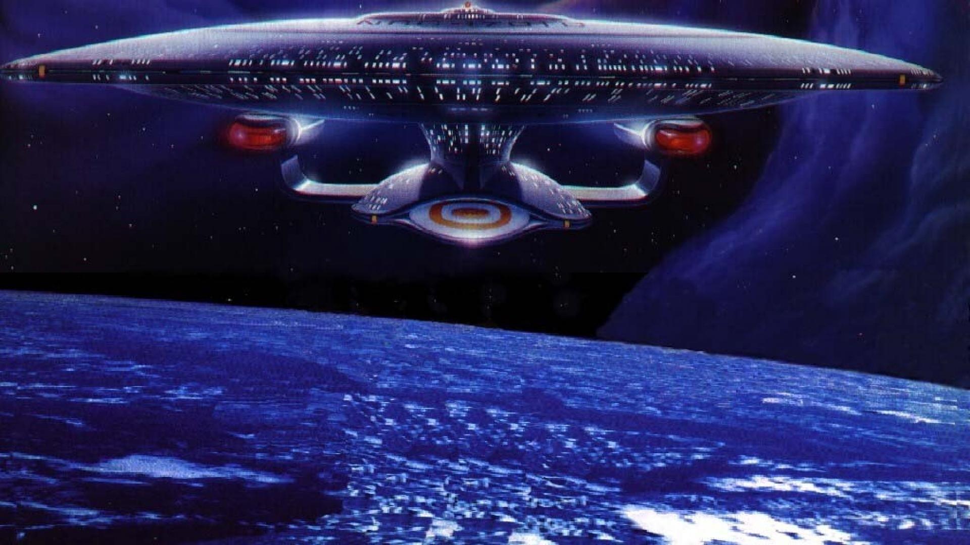 star trek next generation enterprise - walldevil