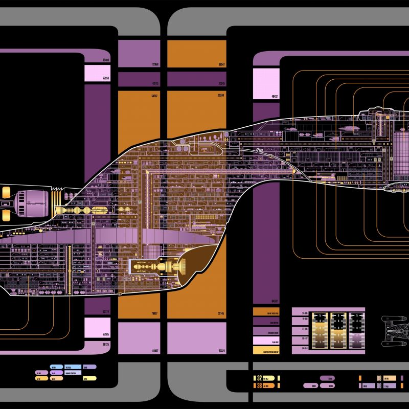 10 New Star Trek Tng Wallpapers FULL HD 1920×1080 For PC Desktop 2018 free download star trek the next generation voyager final schematics wallpaper 800x800