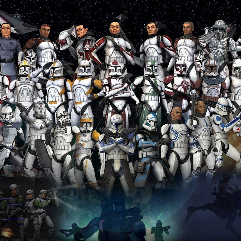 10 Top Star Wars Clone Wallpaper FULL HD 1080p For PC Background 2018 free download star wars clone wallpapers group 70 800x800