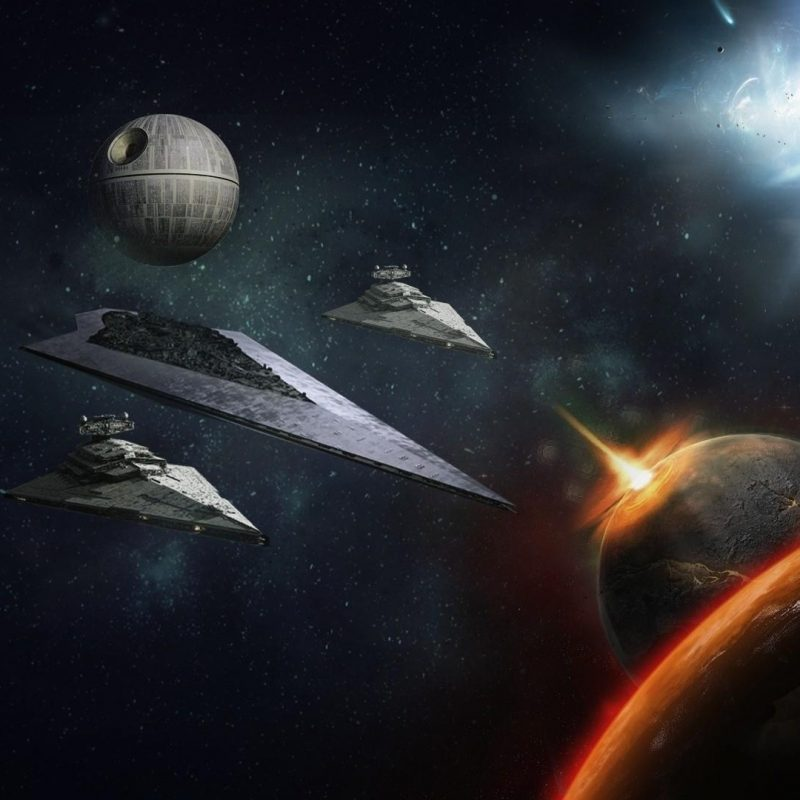 10 Top Star Wars Wallpaper Space FULL HD 1080p For PC Background 2018 free download star wars death digital art destroyer wallpaper 79727 800x800