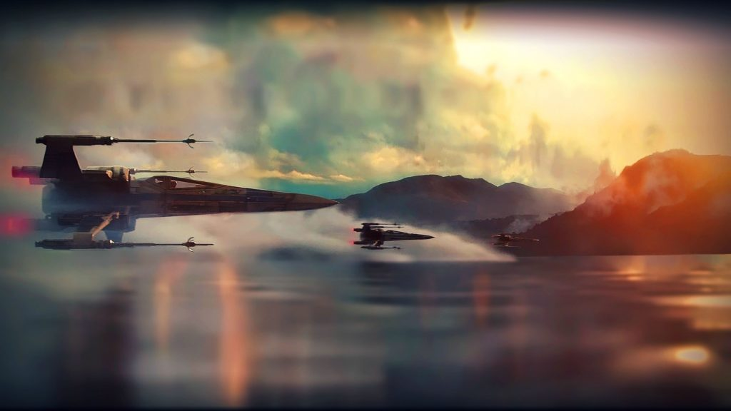 10 Top Star Wars Scenery Wallpaper FULL HD 1920×1080 For PC Background 2018 free download star wars ep vii the force awakens teaser x wing super saturated 1024x576