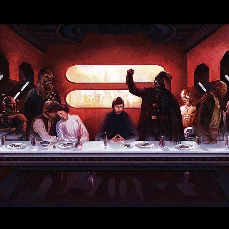 10 Top Star Wars Hd Wallpapers 1920X1080 FULL HD 1920×1080 For PC Background 2018 free download star wars last supper hd wallpaper 1920x1080 id48124 800x800