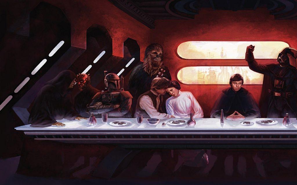 10 Best Star Wars Last Supper Wallpaper FULL HD 1080p For PC Desktop 2020 free download star wars last supper wallpaper c2b7e291a0 1024x640