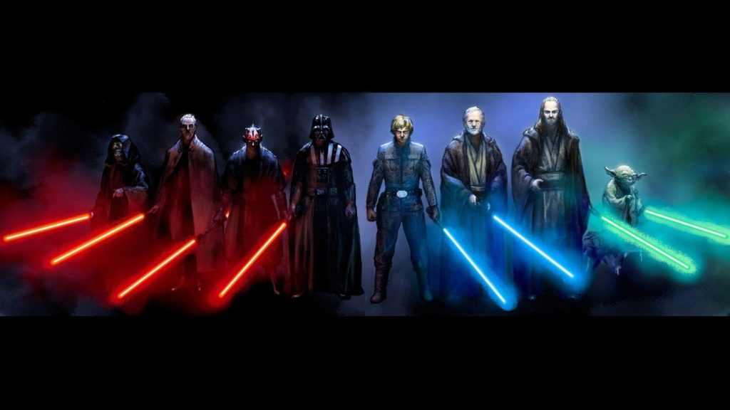 10 Best Star Wars Wallpaper Hd 1920X1080 FULL HD 1080p For PC Background 2018 free download star wars lightsaber characters 1920x1080 wallpaper sw 1 1024x576