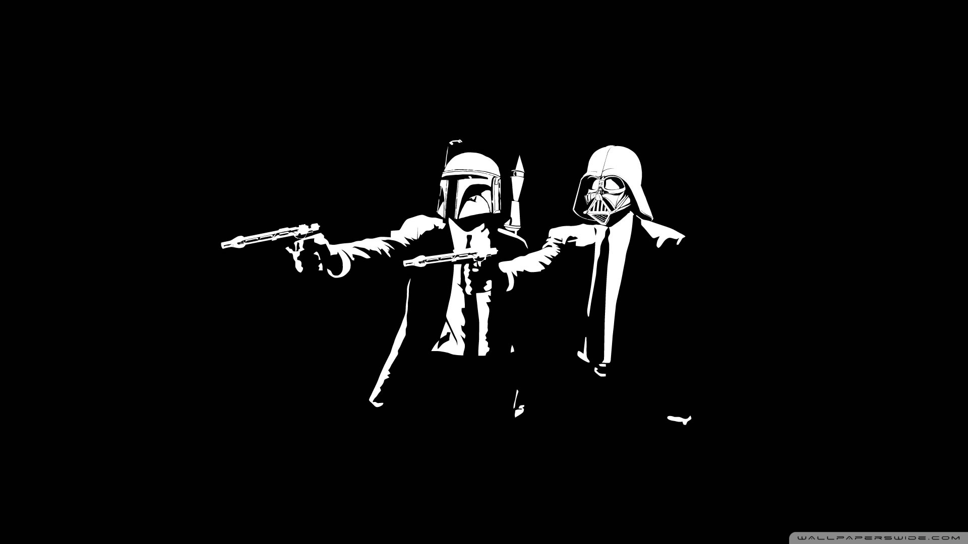 star wars pulp fiction ❤ 4k hd desktop wallpaper for 4k ultra hd