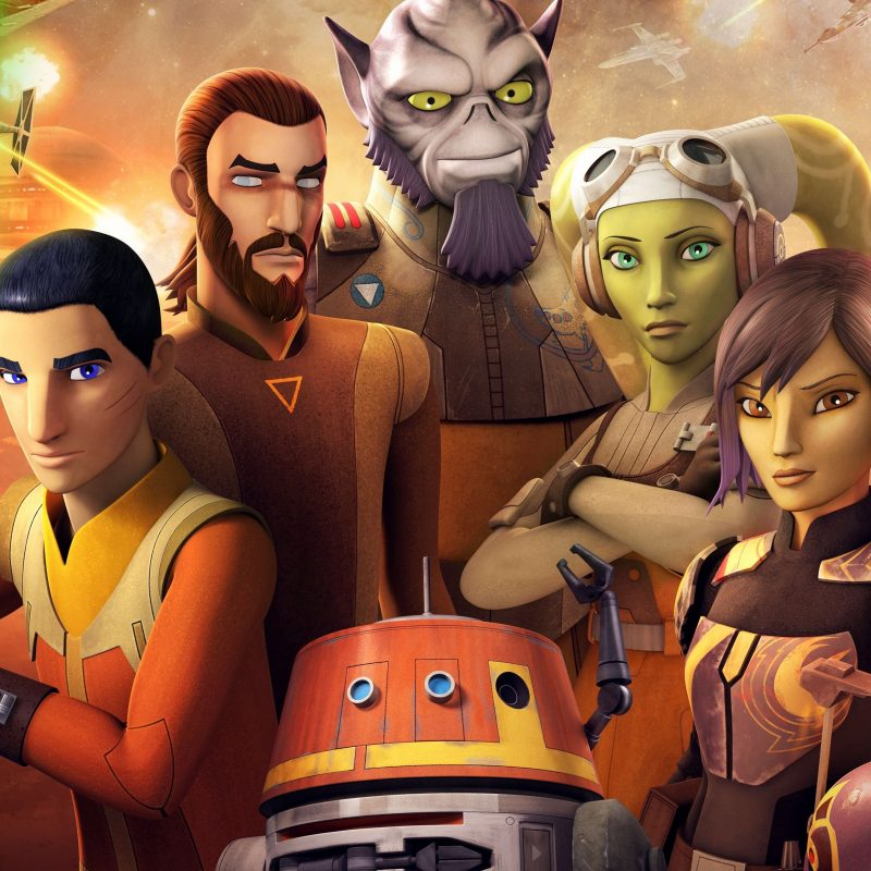 10 Top Star Wars Rebels Wallpaper FULL HD 1920×1080 For PC Background 2018 free download star wars rebels 4k ultra hd wallpaper and background image 800x800