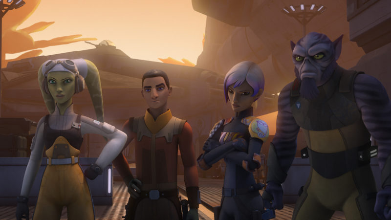 10 Most Popular Star Wars Rebels Season 3 Wallpaper FULL HD 1080p For PC Background 2020 free download star wars rebels season 3 images characters plot details collider 800x450