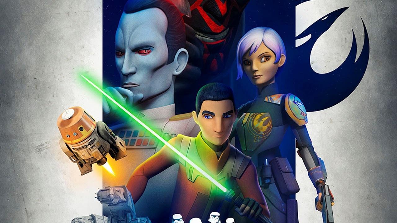 star wars rebels season 3 poster wallpapers - 1280x720 - 295792