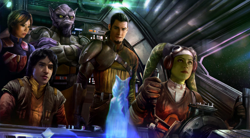 10 Most Popular Star Wars Rebels Season 3 Wallpaper FULL HD 1080p For PC Background 2020 free download star wars rebels wallpapers pictures images 800x442