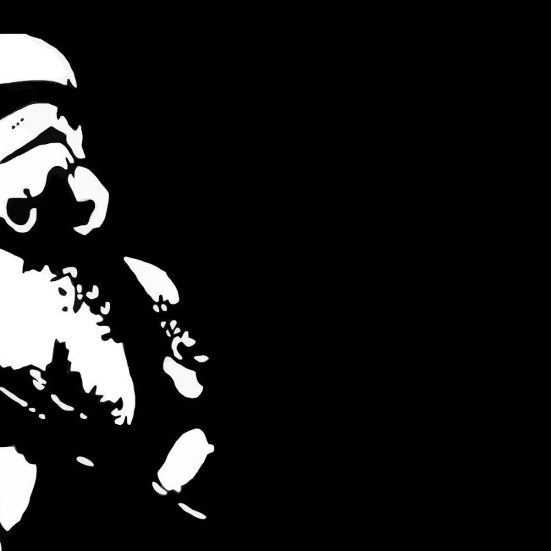 10 New Star Wars Black And White Wallpaper FULL HD 1920×1080 For PC Desktop 2018 free download star wars stormtroopers black background free desktop backgrounds 800x800