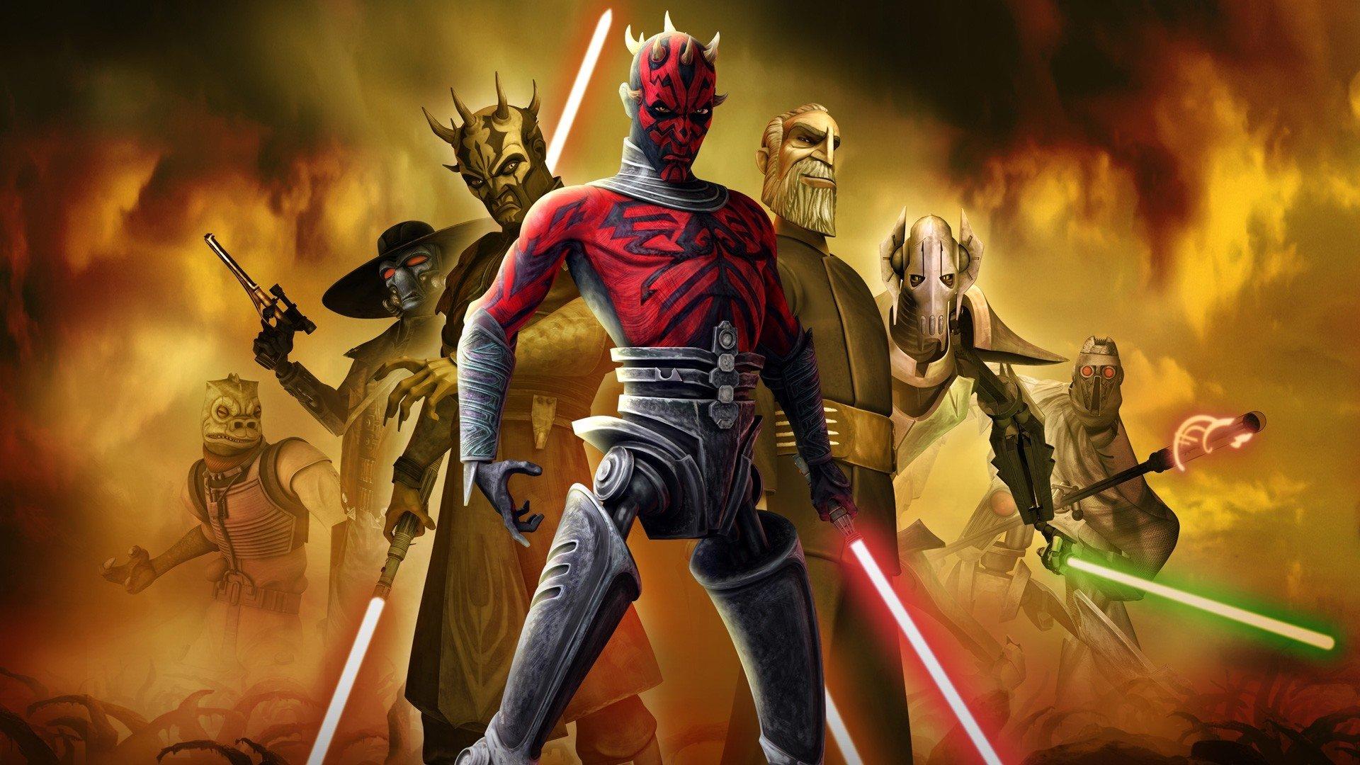 star wars: the clone wars hd wallpaper | hintergrund | 1920x1080