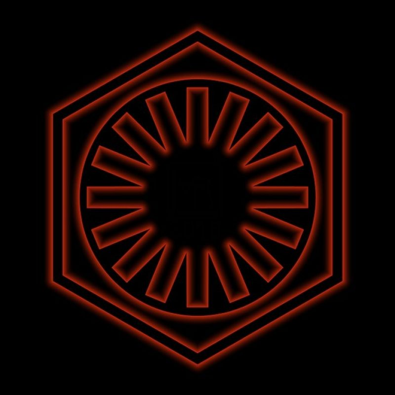 10 Most Popular The First Order Wallpaper FULL HD 1080p For PC Desktop 2018 free download star wars the first order glowing logo wpmorganrlewis on deviantart 800x800