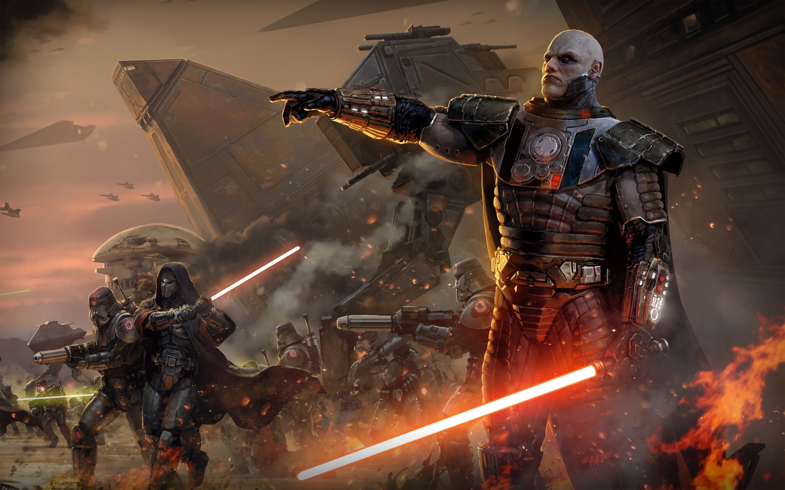 star wars: the old republic full hd fond d'écran and arrière-plan