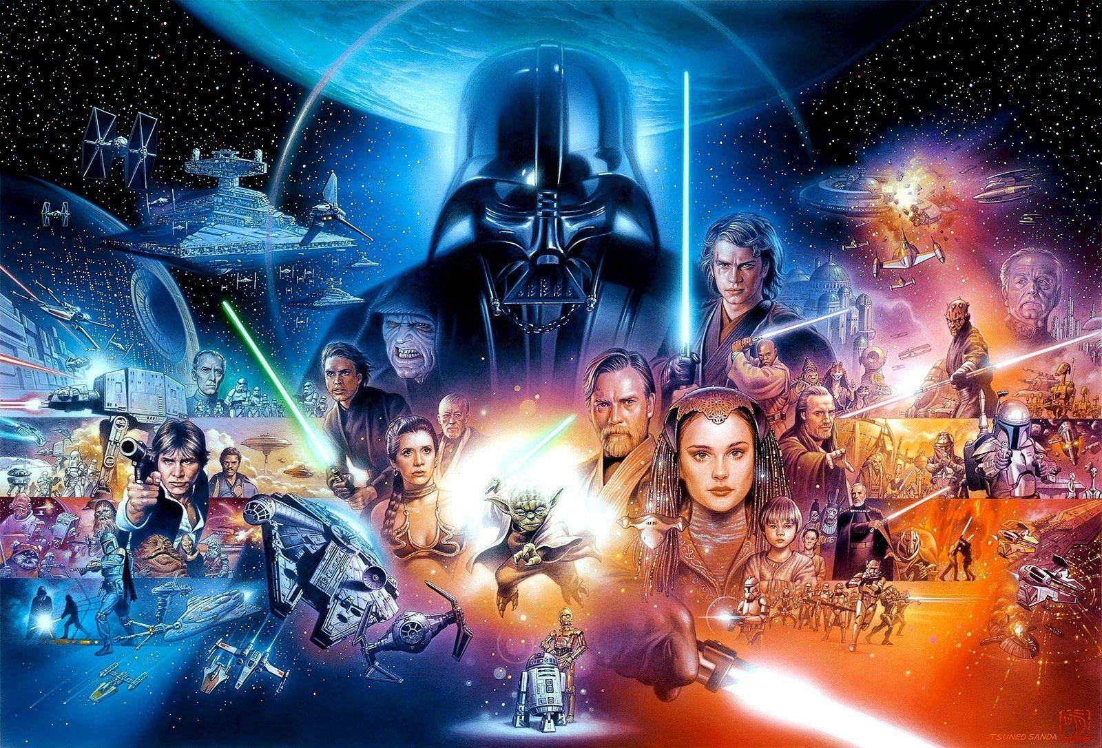 star wars wallpaper - bdfjade