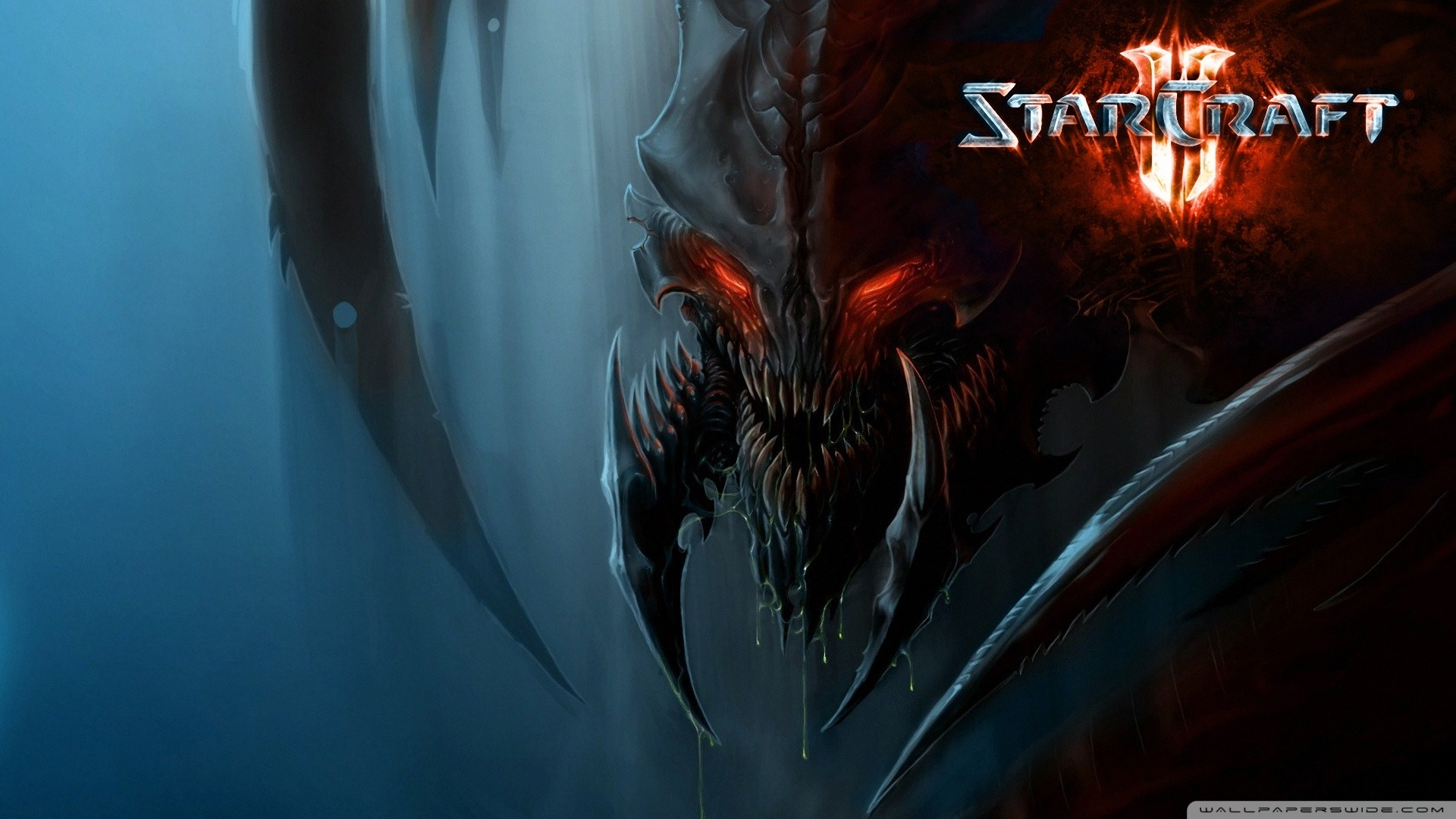 starcraft 2 zerg ❤ 4k hd desktop wallpaper for 4k ultra hd tv