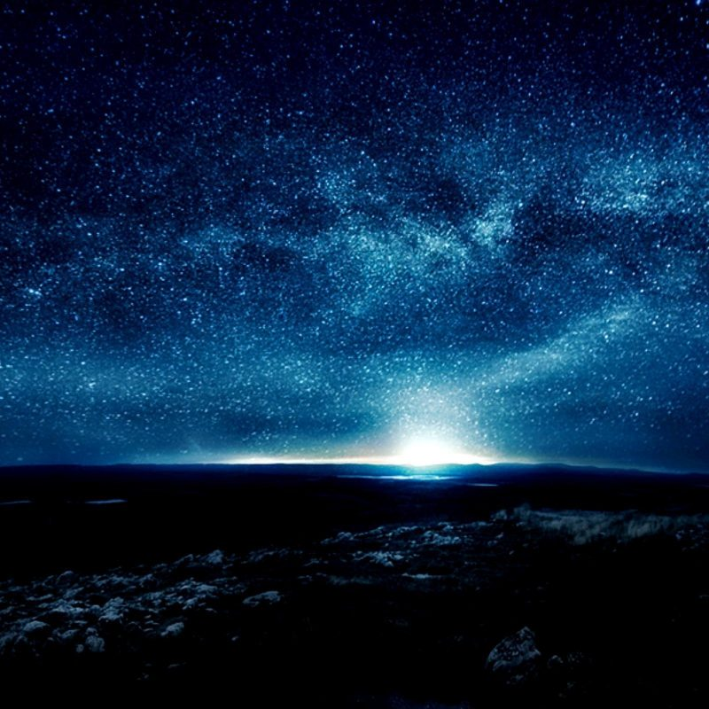 10 Best Blue Night Sky Wallpaper FULL HD 1920×1080 For PC Desktop 2018 free download starry night sky wallpapers wallpaper cave 2 800x800