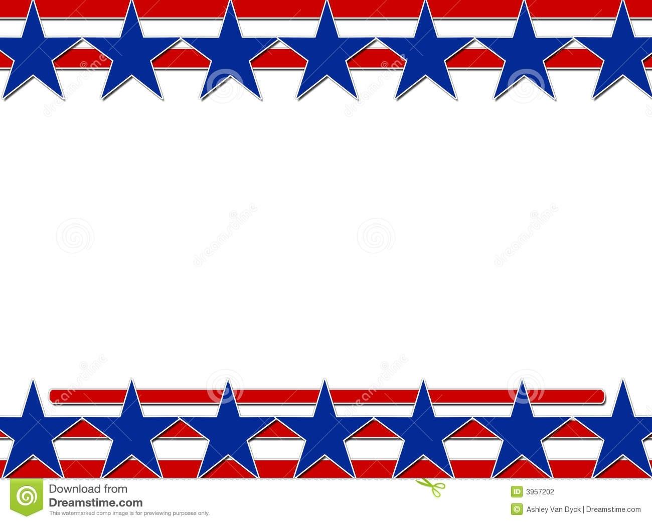 stars and stripes background stock illustration - illustration of