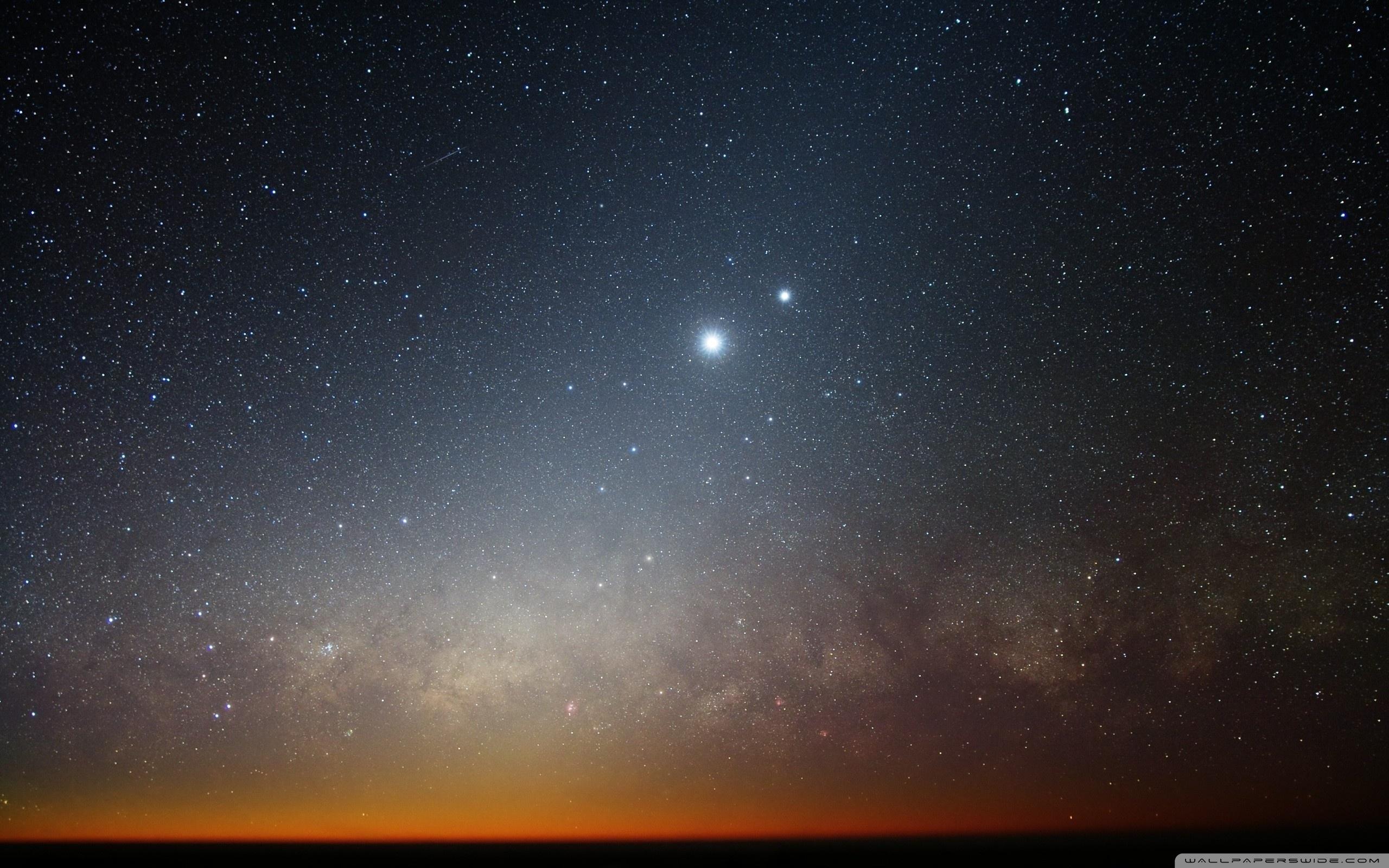 stars in the sky ❤ 4k hd desktop wallpaper for 4k ultra hd tv