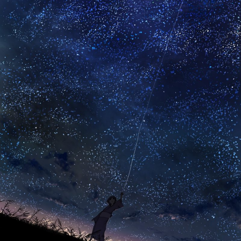10 Best Stars In The Night Sky Wallpaper FULL HD 1920×1080 For PC Background 2018 free download stars mushishi night sky wallpapers 1 800x800