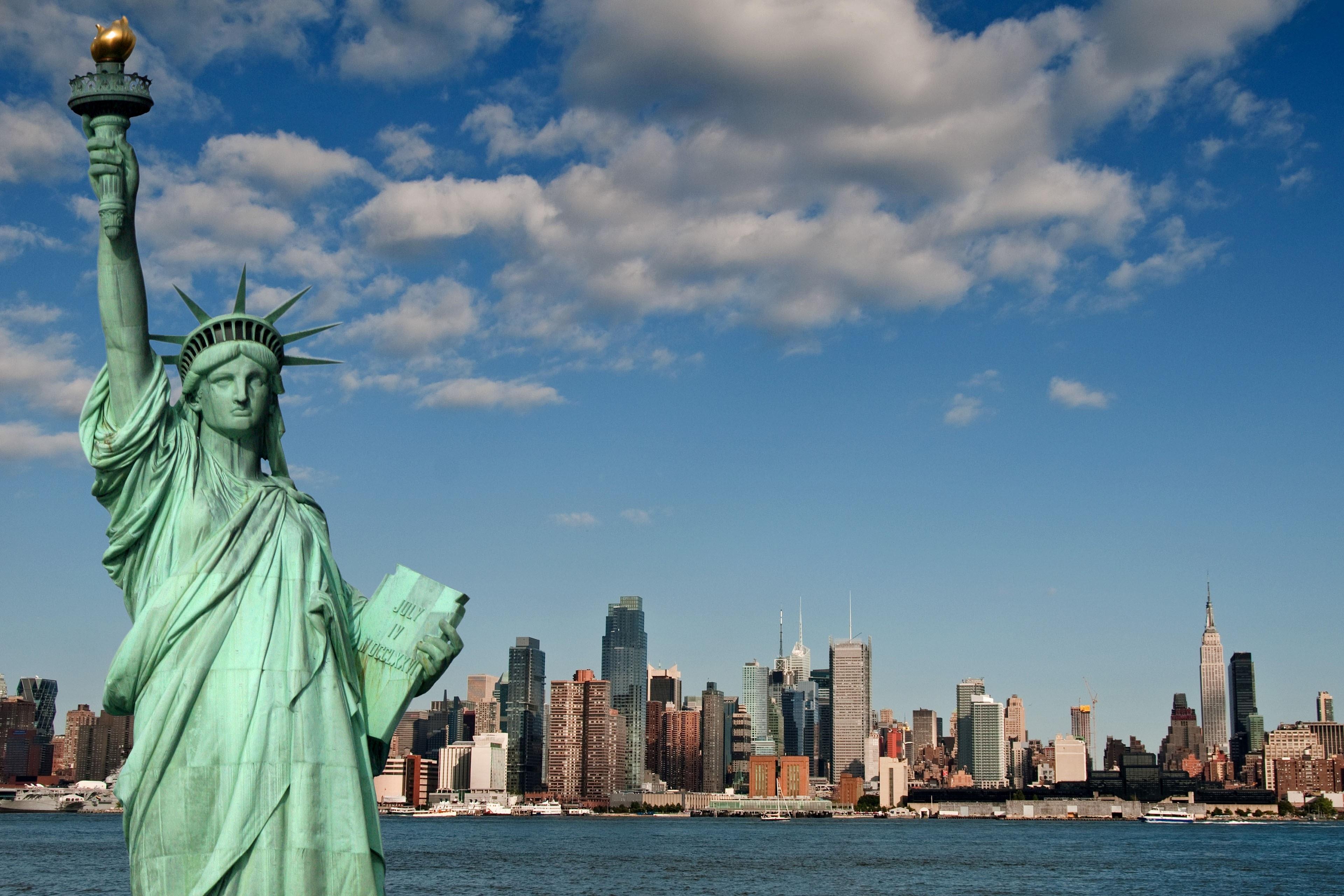 statue of liberty 4k wallpaper | hd wallpapers