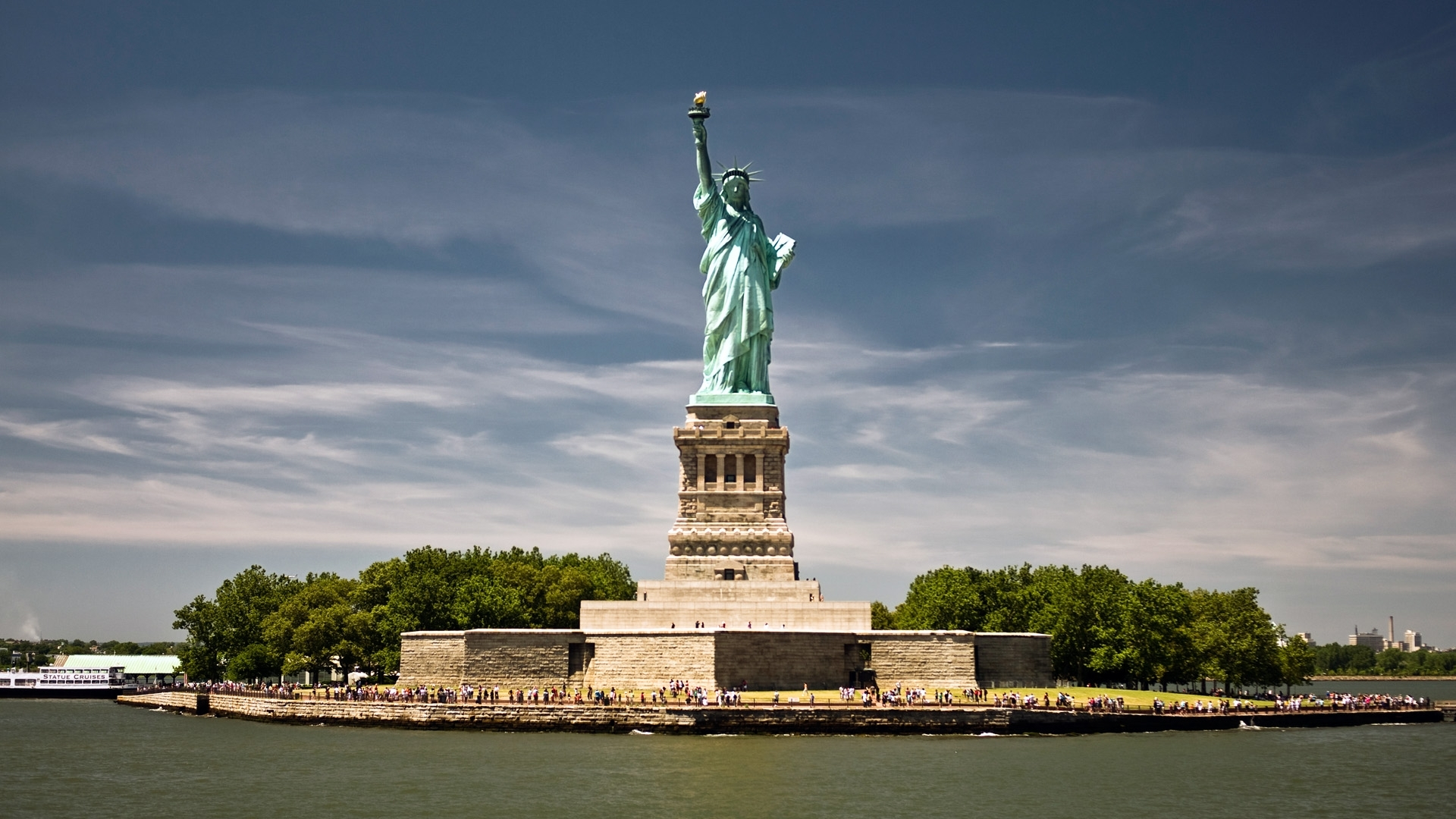 statue of liberty wallpaper pictures 48970 1920x1080 px
