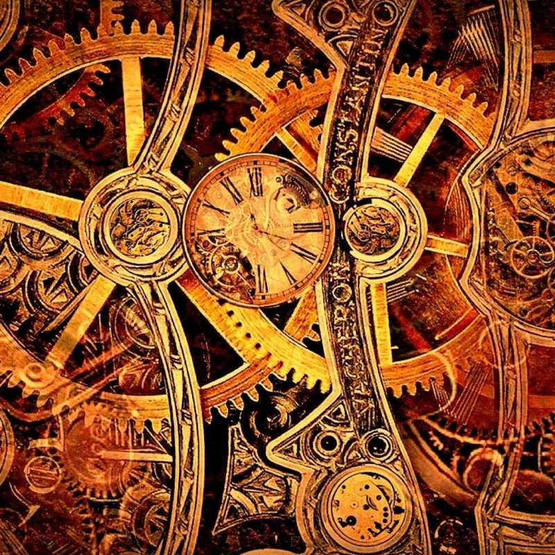 10 Best Steampunk Gears Wallpaper Hd FULL HD 1920×1080 For PC Desktop 2018 free download steampunk gears clockwork widescreen watch cogs wallpaper floor 800x800