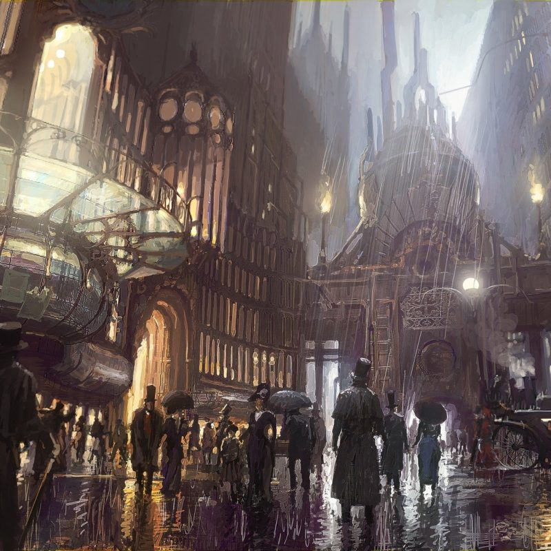 10 Latest Steampunk City Wallpaper 1920X1080 FULL HD 1920×1080 For PC Desktop 2018 free download steampunk wallpaper and background image 1900x1145 id217481 1 800x800
