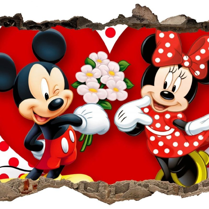 10 Most Popular Images Of Mickey And Minnie FULL HD 1080p For PC Background 2018 free download stickers 3d mickey minnie ref 23637 stickers muraux enfant 800x800