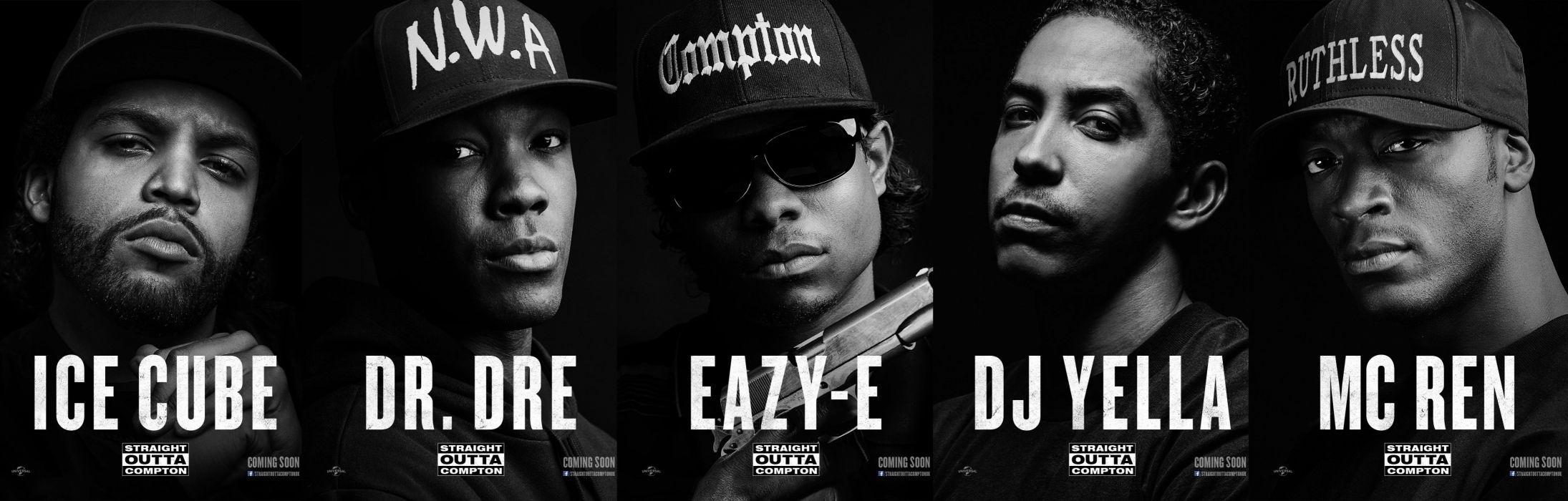 straight outta compton rap rapper hip hop gangsta nwa biography