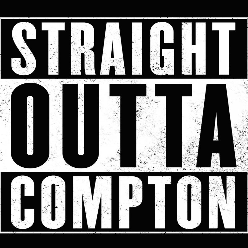 10 Best Straight Outta Compton Wallpaper FULL HD 1920x1080 For PC