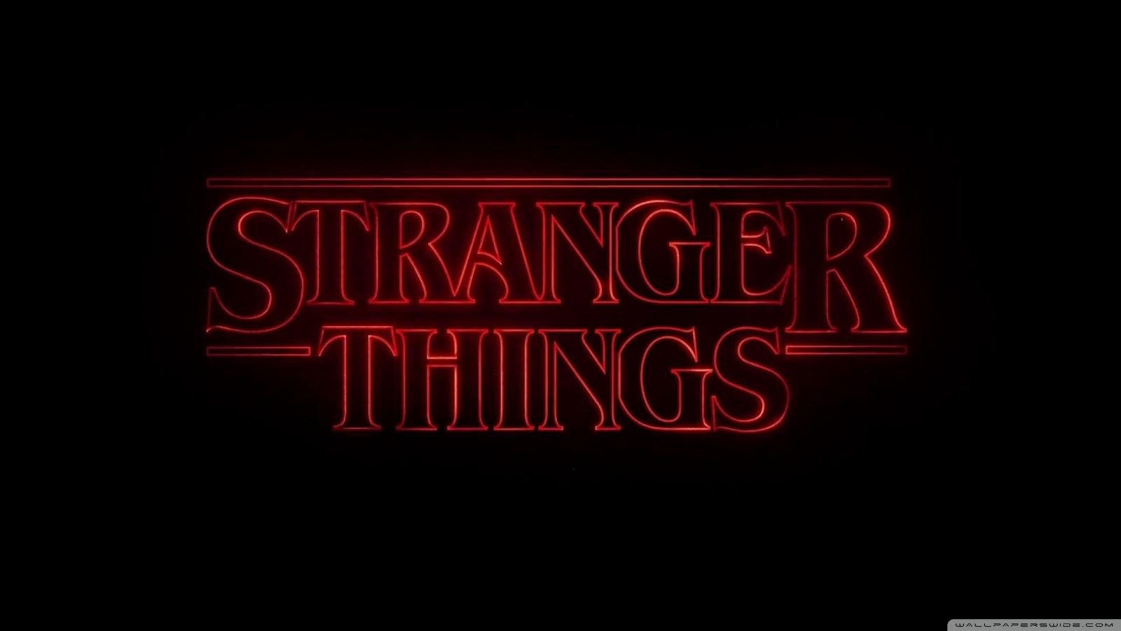 stranger things ❤ 4k hd desktop wallpaper for 4k ultra hd tv