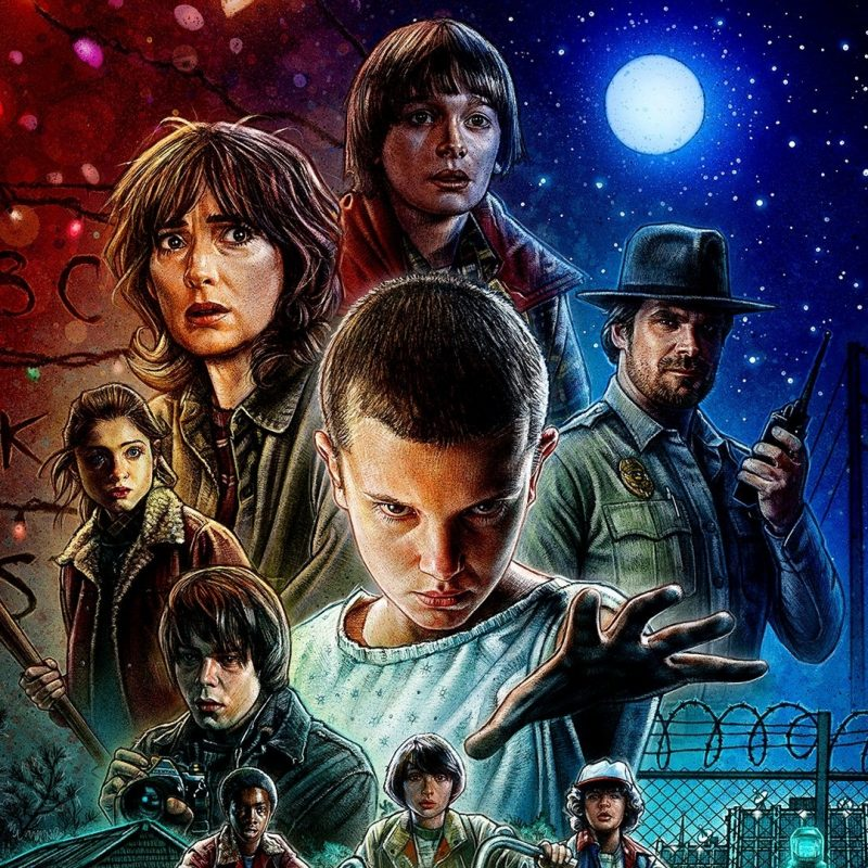 10 Best Stranger Things Wallpaper 1920X1080 FULL HD 1080p For PC Desktop 2018 free download stranger things full hd fond decran and arriere plan 1920x1080 1 800x800