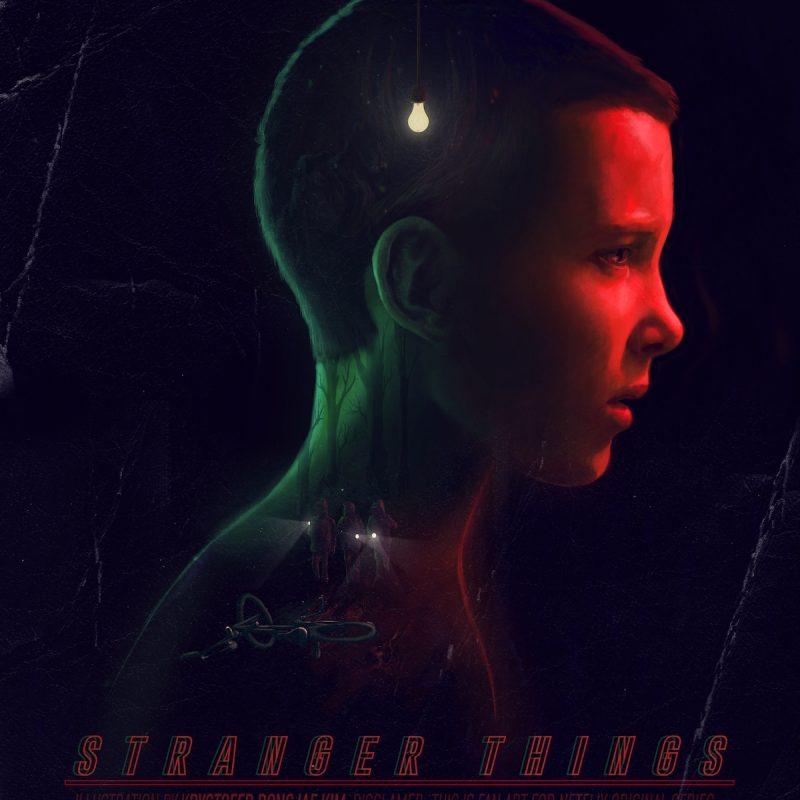 10 Latest Stranger Things Poster Hd FULL HD 1920×1080 For PC Background 2020 free download stranger things poster on behance 800x800