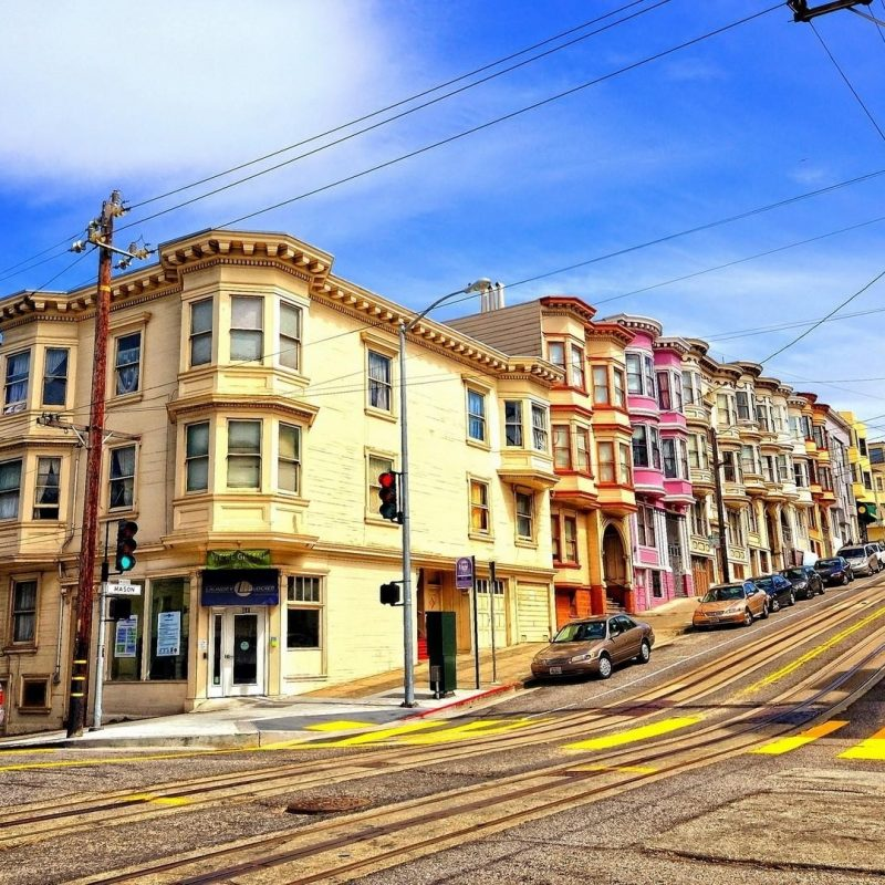 10 Best San Francisco 1920X1080 FULL HD 1080p For PC Background 2018 free download street in san francisco full hd wallpaper and background image 800x800