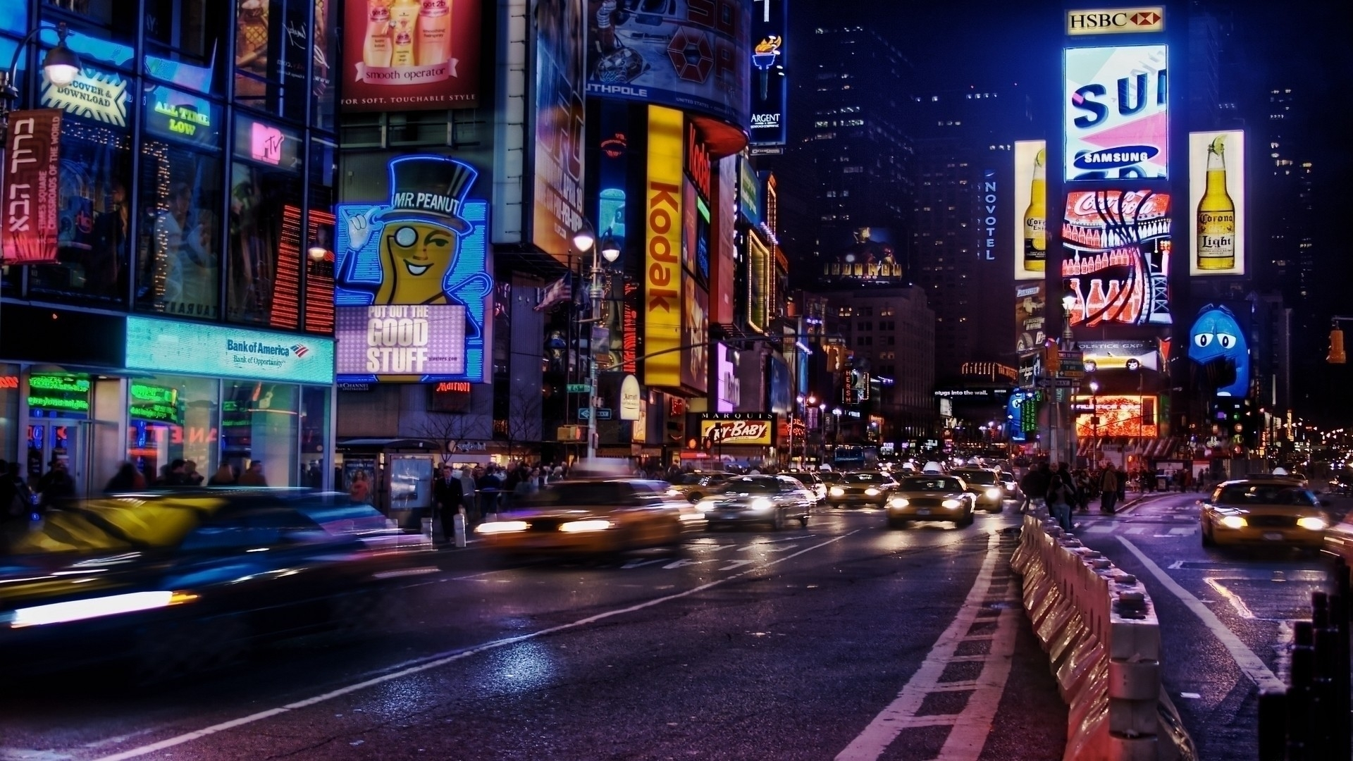 10 Top And Most Current Night City Street Wallpaper For Desktop With FULL HD 1080p 1920 X 1080 FREE DOWNLOAD