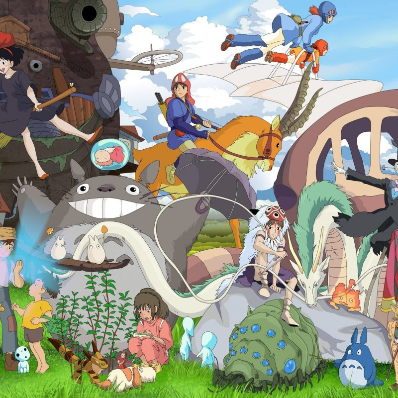 10 Most Popular Studio Ghibli Desktop Backgrounds FULL HD 1920×1080 For PC Desktop 2018 free download studio ghibli characters wallpaper anime wallpapers 36913 800x800