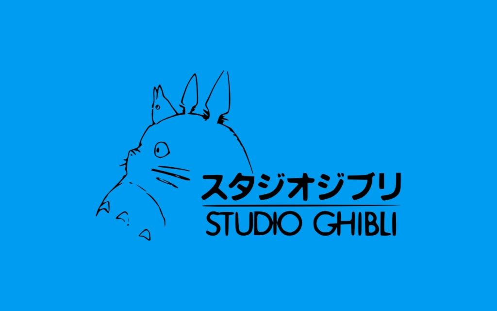 10 Top Studio Ghibli Logo Wallpaper FULL HD 1080p For PC Desktop 2018 free download studio ghibli logo geekery miyazaki pinterest studio ghibli 1024x640