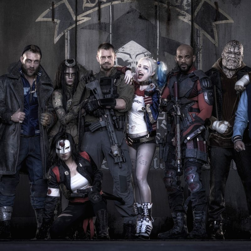 10 Latest Suicide Squad Movie Wallpaper FULL HD 1080p For PC Desktop 2018 free download suicide squad 2016 movie wallpapers hd wallpapers id 16056 800x800
