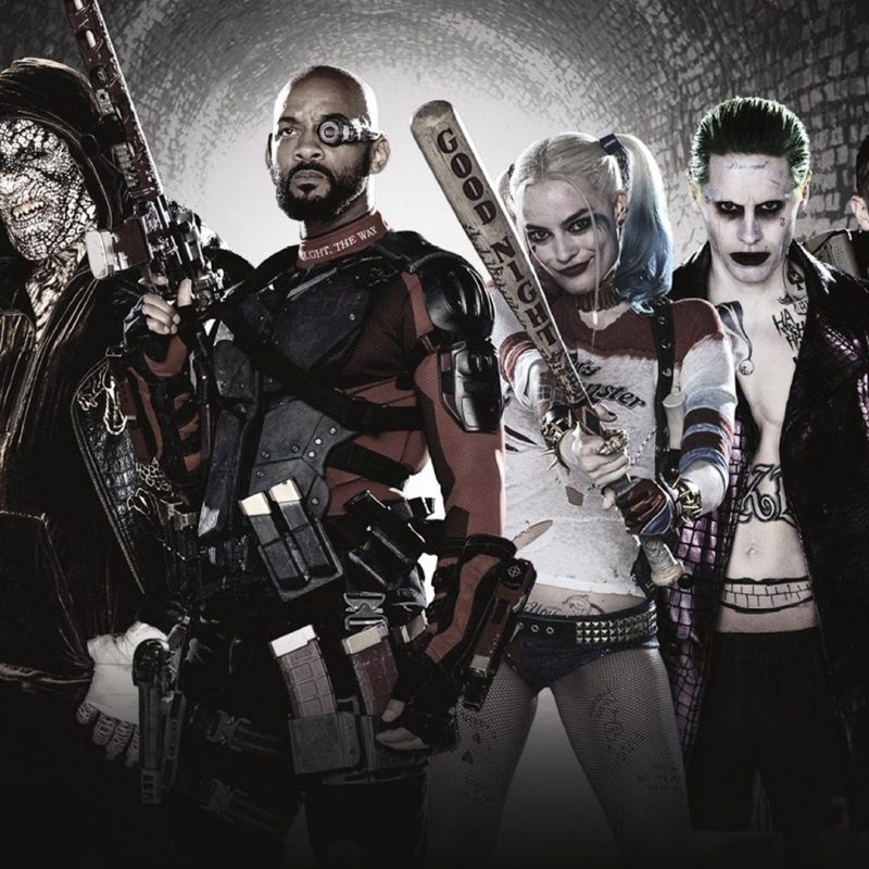 10 New Suicide Squad Wallpaper 1920X1080 FULL HD 1080p For PC Background 2018 free download suicide squad full hd fond decran and arriere plan 1920x1080 id 800x800