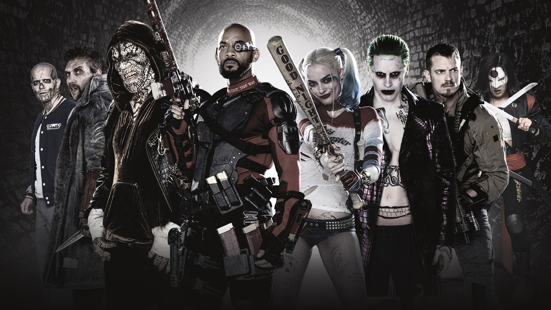 10 New Suicide Squad Wallpaper 1920X1080 FULL HD 1080p For PC Background