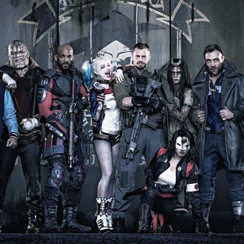 10 Latest Suicide Squad Movie Wallpaper FULL HD 1080p For PC Desktop 2018 free download suicide squad full hd fond decran and arriere plan 1920x1200 id 1 800x800