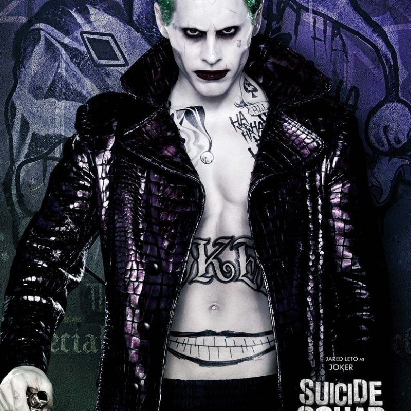 10 Top Joker Images Suicide Squad FULL HD 1080p For PC Background 2018 free download suicide squad joker harley quinn and joker pinterest images 800x800