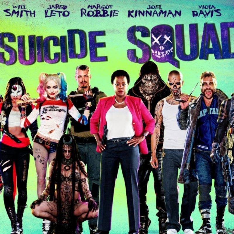 10 Latest Suicide Squad Movie Wallpaper FULL HD 1080p For PC Desktop 2018 free download suicide squad movie wallpaperarkhamnatic on deviantart 1 800x800